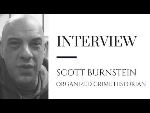 Scott Burnstein Talks Purple Gang, Jimmy Hoffa & The Giacalone's