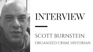 Scott Bernstein Talks Purple Gang, Jimmy Hoffa & The Giacalone's