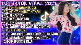 Download DJ TIKTOK TERBARU 2021   DJ TUHAN KUCINTA DIA KU INGIN BERSAMANYA - DJ JANGAN RUBAH TAKDIRKU REMIX