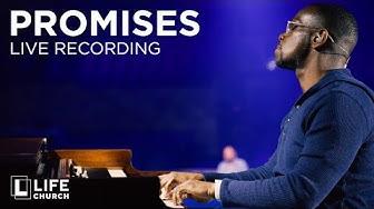 Promises: LIVE Recording at The Life Church thumbnail