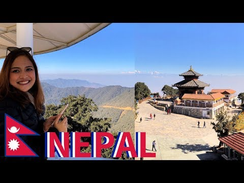 Exploring THE HIMALAYA by Cable Car in NEPAL