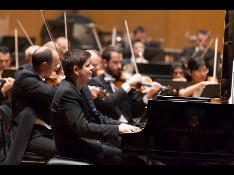 Beethoven: Concierto para piano nº 4 - Javier Perianes - Dima Slobodeniouk - Sinfónica de Galicia