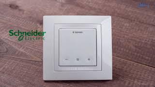 Обзор Terneo S: режим таймера, установка в рамку Schneider