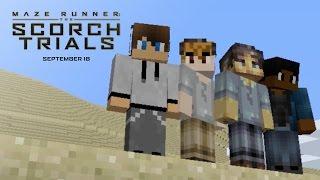 Minecraft MAZE RUNNER- THE SCORCH TRIALS