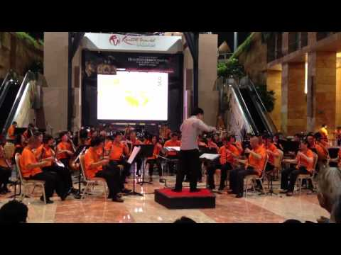Hungarian dance no.5 by Singapore Chinese Orchestra