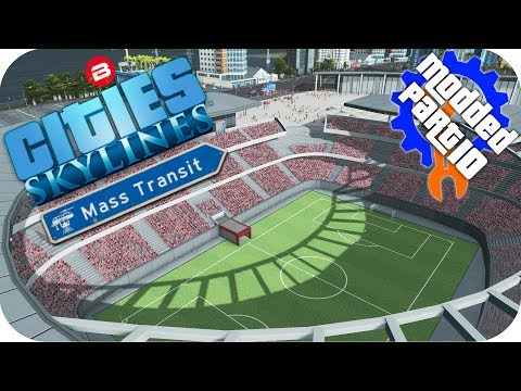 Cities Skylines Gameplay: SIPATEA FC...