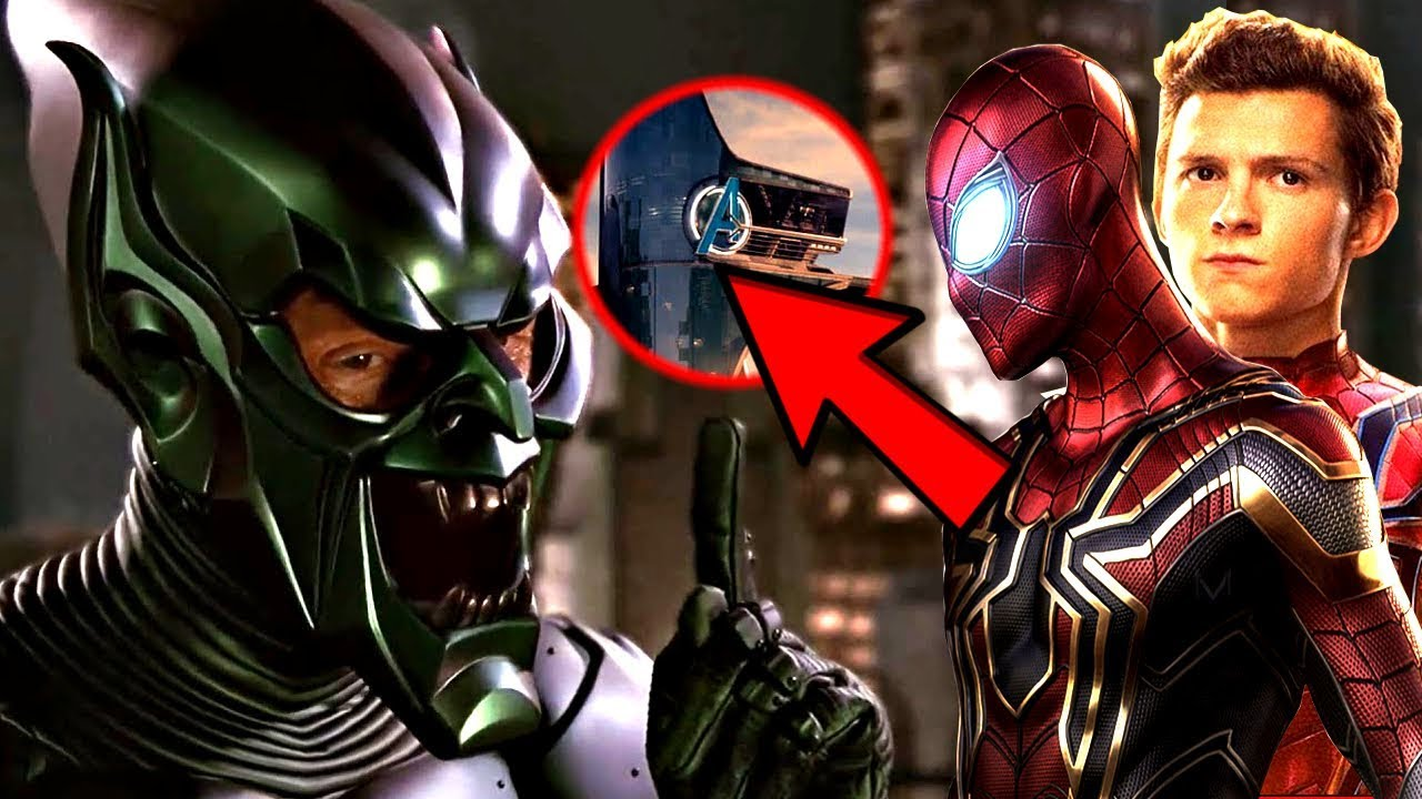 Mysterio's Secret in Spiderman: Far From Home Leaked?