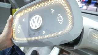 Volkswagen ID Buzz hands-on [NAIAS 2017]
