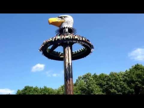Ørnen - Djurs Sommerland 2013