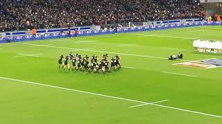 HAKA FRANCE ALL BLACKS - LYON 2017