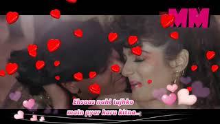 Ehsas Nahi tujhko main pyar karu kitna whatspp status HD