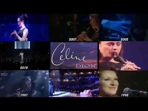 Celine Dion - My Heart Will Go On [Mixed Performances]