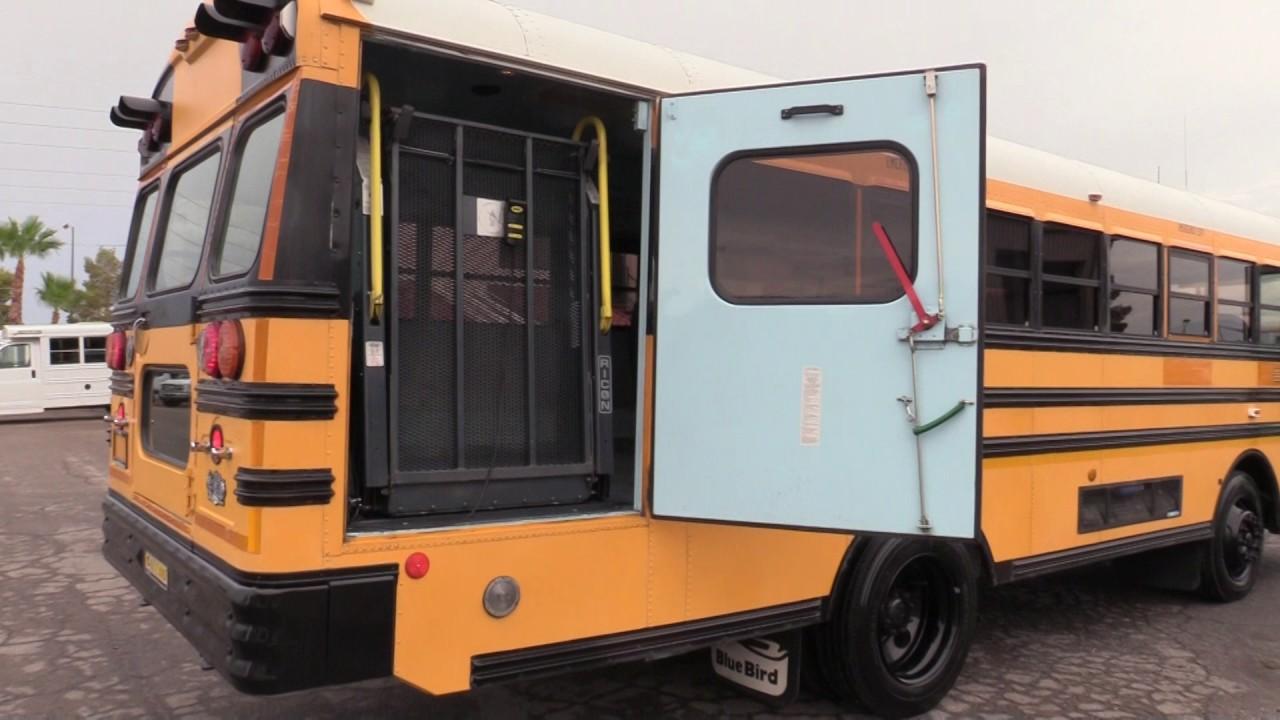 USED 2003 Blue Bird TC2000 Handy Bus - B07870