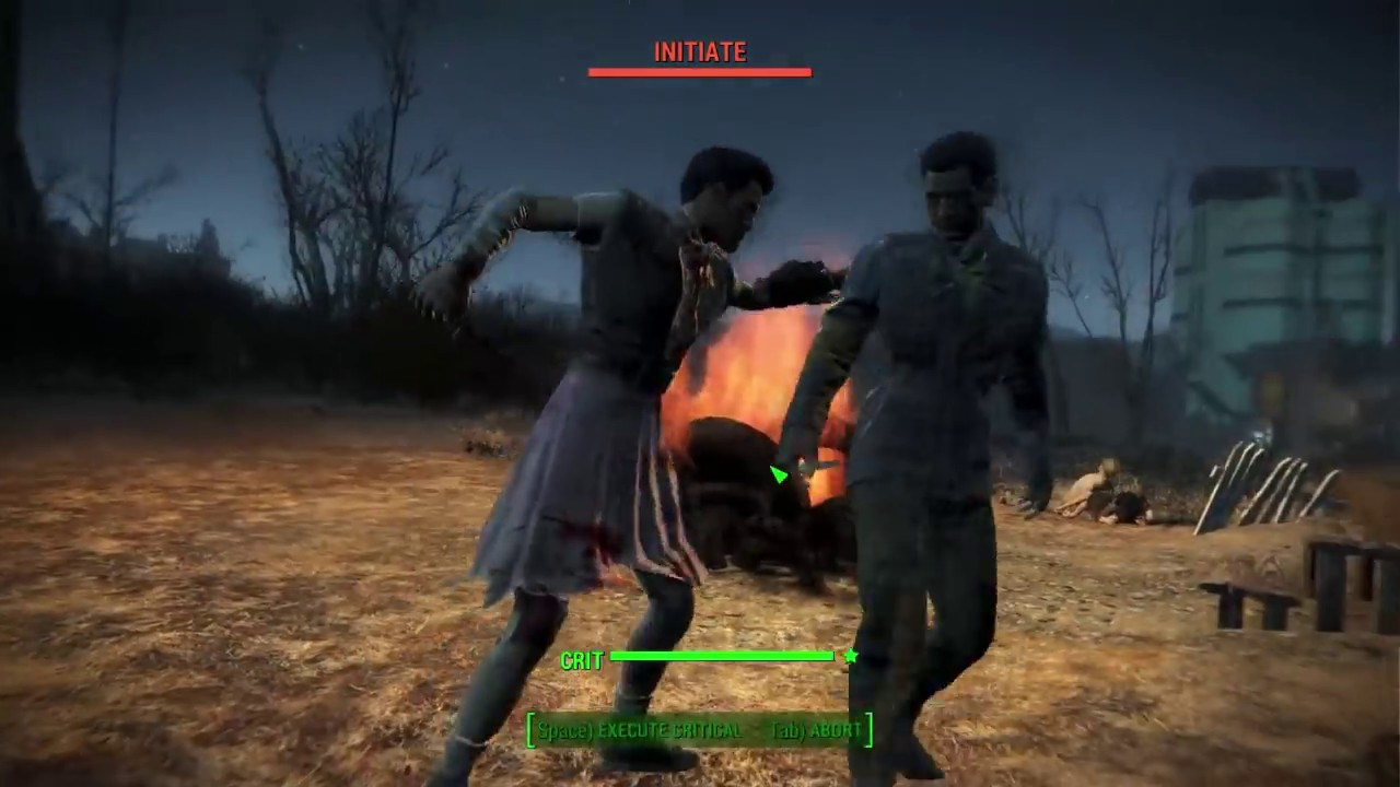 fallout 4 how to get good melee weapon