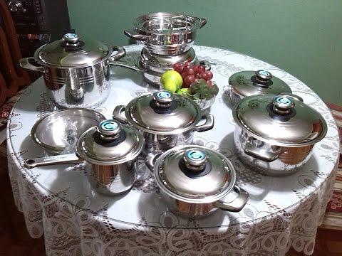 Las ollas para la cocina so ada de los colombianos youtube - Ollas de cocina ...