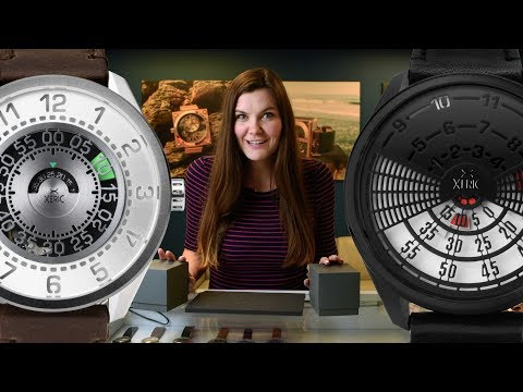 Unboxing And How To Read The Xeric Cypher & Decypher Watches