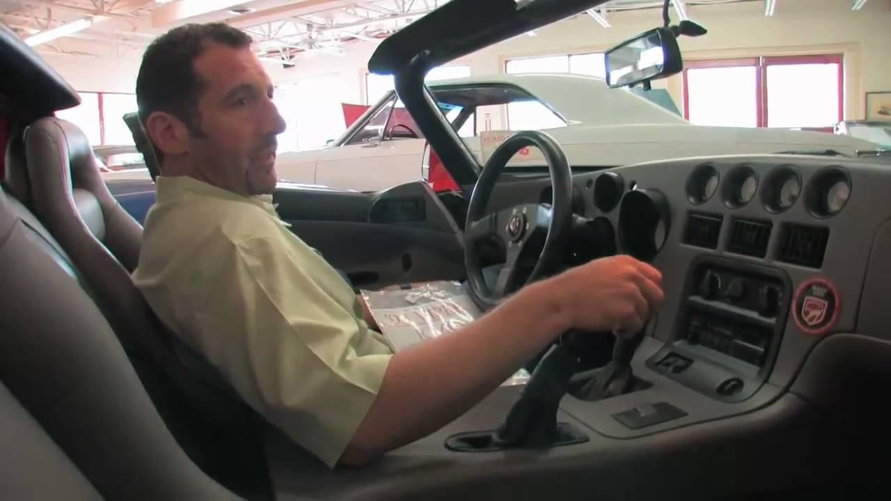 Dodge Viper For Sale >> 1993 Dodge Viper RT/10 for sale at with test drive, driving sounds, and walk through video - YouTube