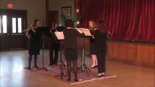 Shenandoah arr. Ricky Lombardo Seacoast Flute Ensemble Portsmouth Symphony Orchestra