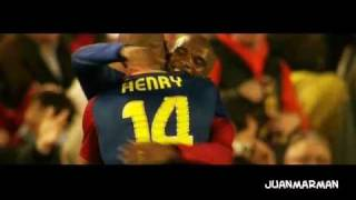Champions League 2009 Compilation - Best Moments And Goals: When Art Becomes Football