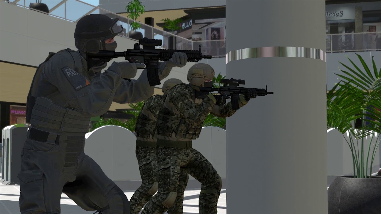 The SAF's video game battle simulator could definitely benefit with