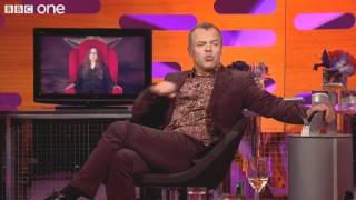 Aya Vandenbussche in the Red Chair - The Graham Norton Show - Series 10 Episode 13 - BBC One