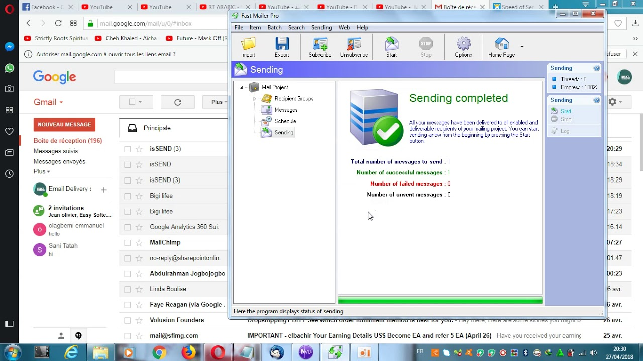 How I send transactional Email, Smtp server unlimited, How to send 1 million emails per hour,