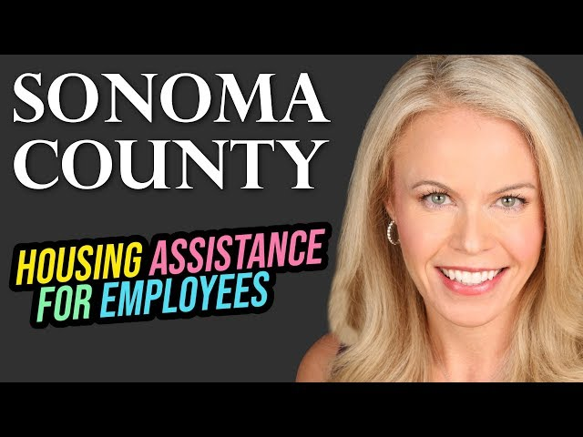 Housing Assistance for Sonoma County Employees