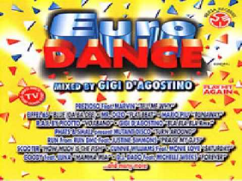 Eurodance 1999 (Mixed By Gigi D'agostino)