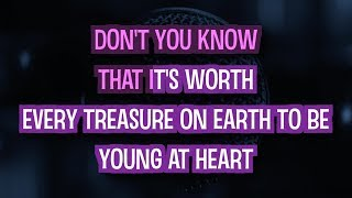 Young At Heart (Karaoke Version) - Michael Buble | TracksPlanet