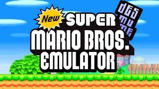 New Super Mario Bros I TEST I DeSmuME 0.9.12 |GeForce GT 1030