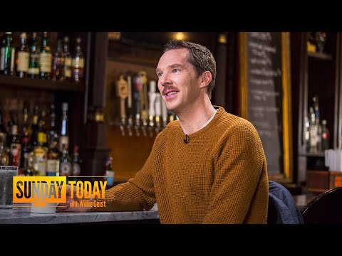Benedict Cumberbatch On Playing Sherlock, Stephen Hawking, 'The Grinch' And More   Sunday TODAY