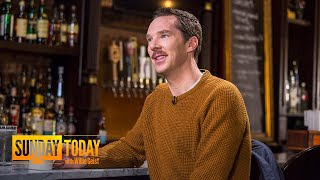 Benedict Cumberbatch On Playing Sherlock, Stephen Hawking, 'The Grinch' And More | Sunday TODAY