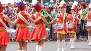 Арбузный Фестиваль 2015 Камышин Клип САМБА дэ КАМЫШИН FHD