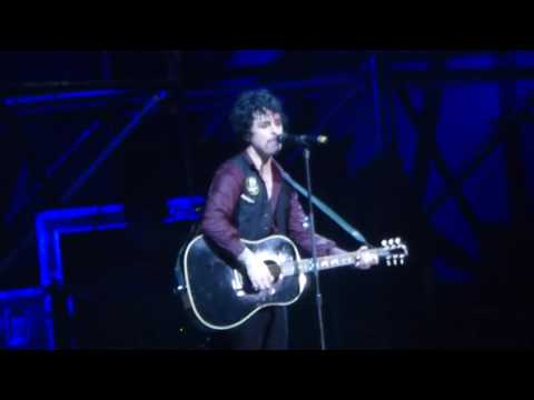 Green Day Good Riddance (Time of Your Life) live Monza 15/6/2017