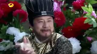 Bạch Băng [Bai Bing] múa trong phim Hoàng Đồ Đằng[白冰]