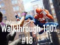 Spider-Man PS4 - Walkthrough Gameplay #18: poison lakes & scorpion spikes - No Commentary!
