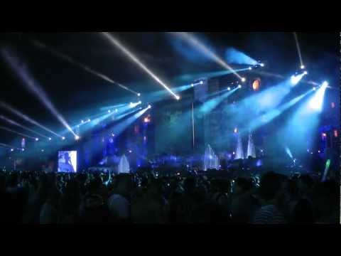 Swedish House Mafia @ Tomorrowland 2012