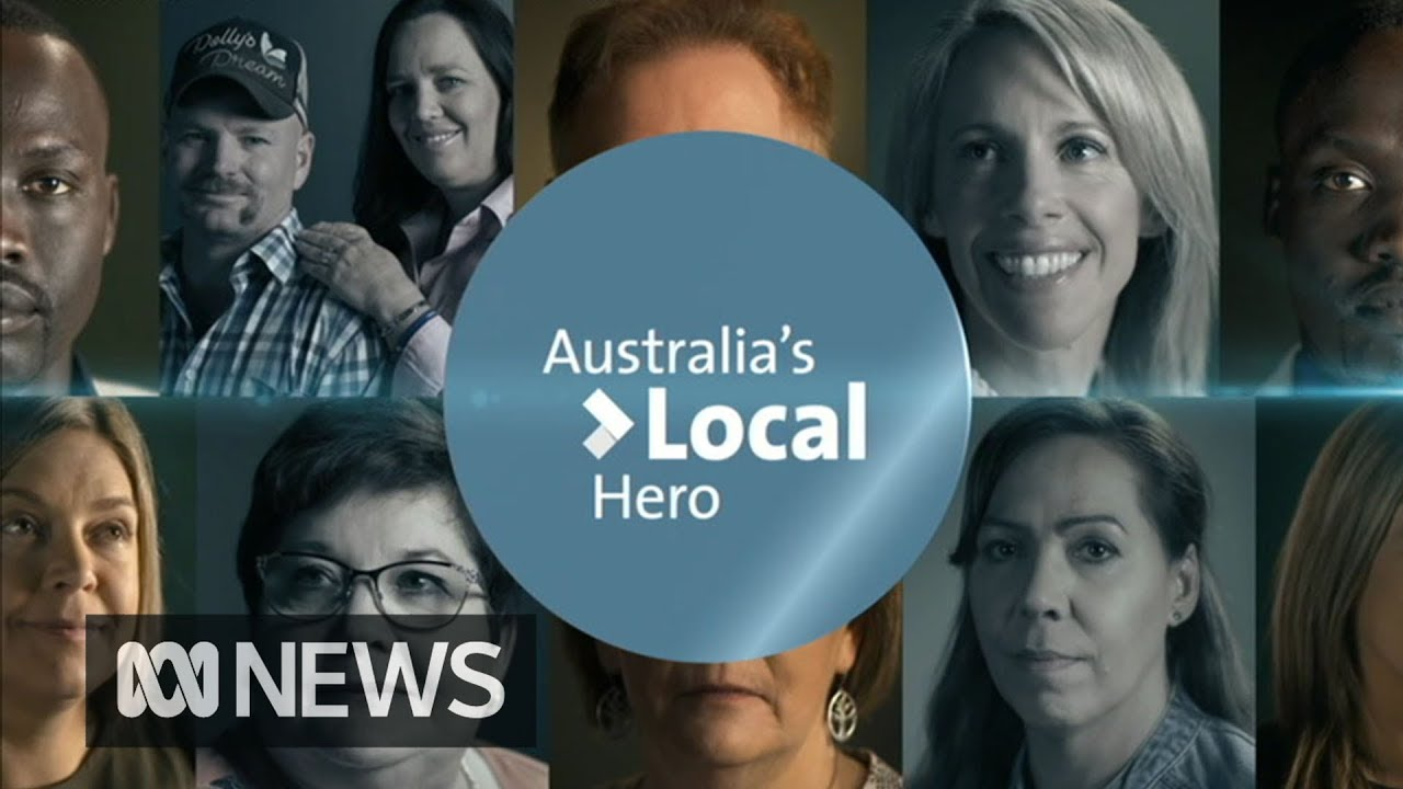 Australia of the Year Awards 2019: Australia's Local Hero | ABC News