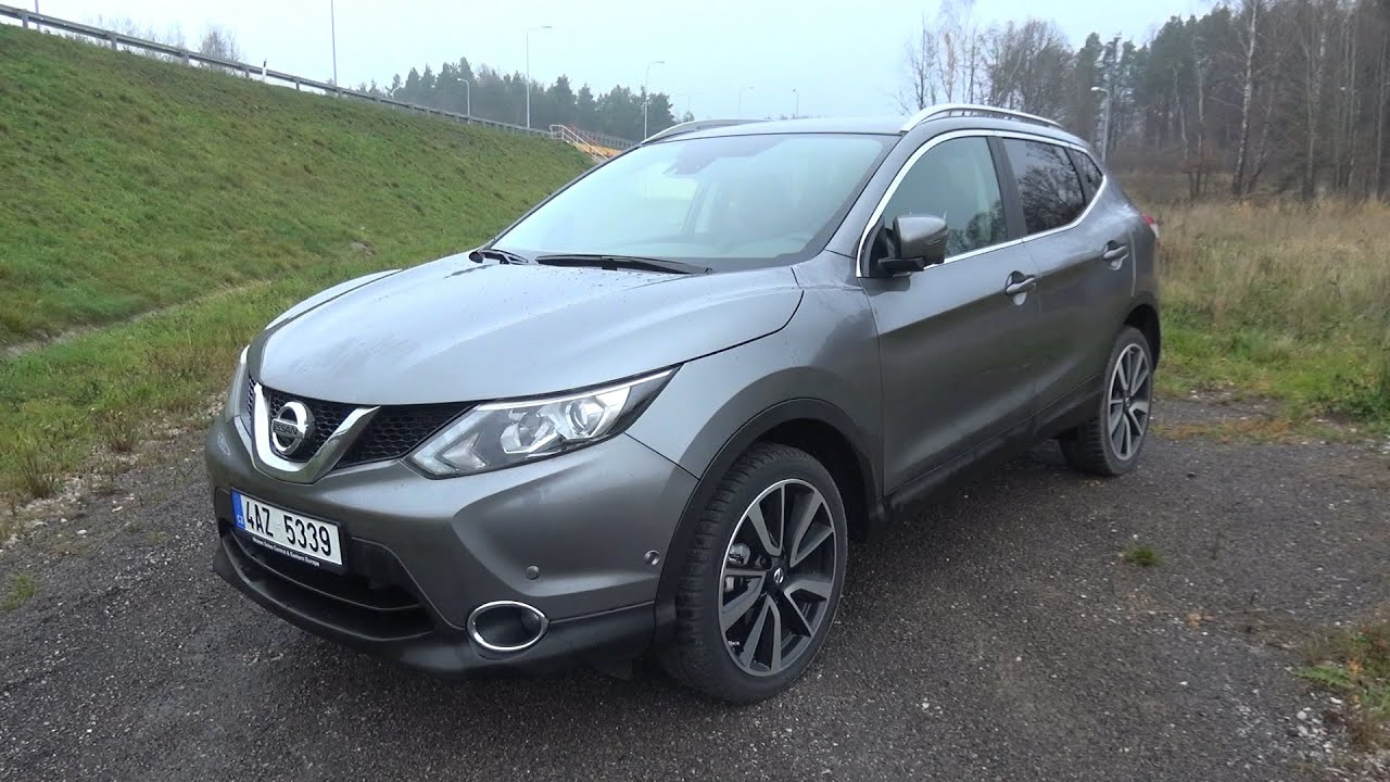 pl 2016 nissan qashqai tekna 1 6 dig t 163 km test pl doovi. Black Bedroom Furniture Sets. Home Design Ideas