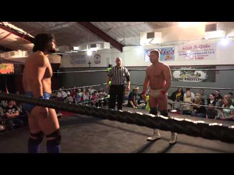 Monster Factory Pro Wrestling: 3-14-15