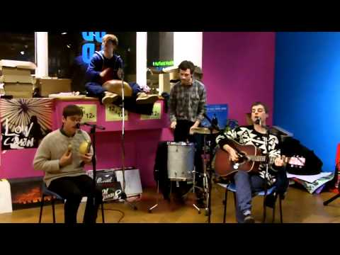 4/4 Frànçois & The Atlas Mountains - Live Acoustic In-store At Rise Bristol