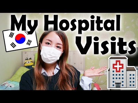 Seeing the Doctor in Korea