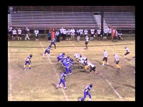 Phellepe Hall  QB #1     2010 NASHVILLE STORM HIGHLIGHTS