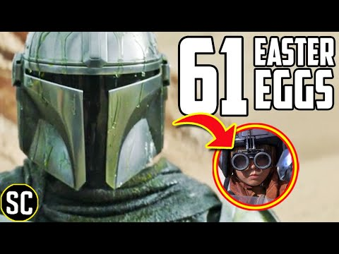Mandalorian Season 2: Every Easter Egg + Breakdown + Ending Explained in the Star Wars Premiere