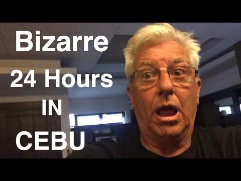Expats bizarre 24 hours in Cebu