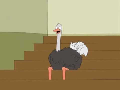 Family Guy - Ostrich Laugh