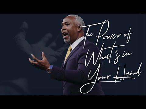 The Power Of What's In Your Hand | Bishop Dale C. Bronner | Word of Faith Family Worship Cathedral