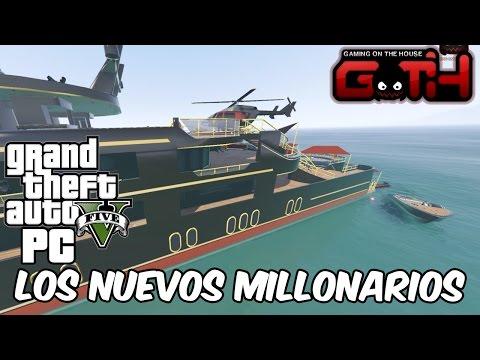 Las cuicas millonarias GTA V en Español - GOTH