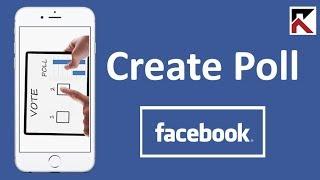 How To Create A Poll On Facebook App