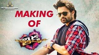 Thikka Telugu Movie Making | Sai Dharam Tej | Larissa Bonesi | Mannara | Rohin Reddy | SS Thaman